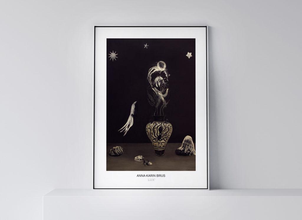 Anna-Karin Brus konstposter 50x70 cm