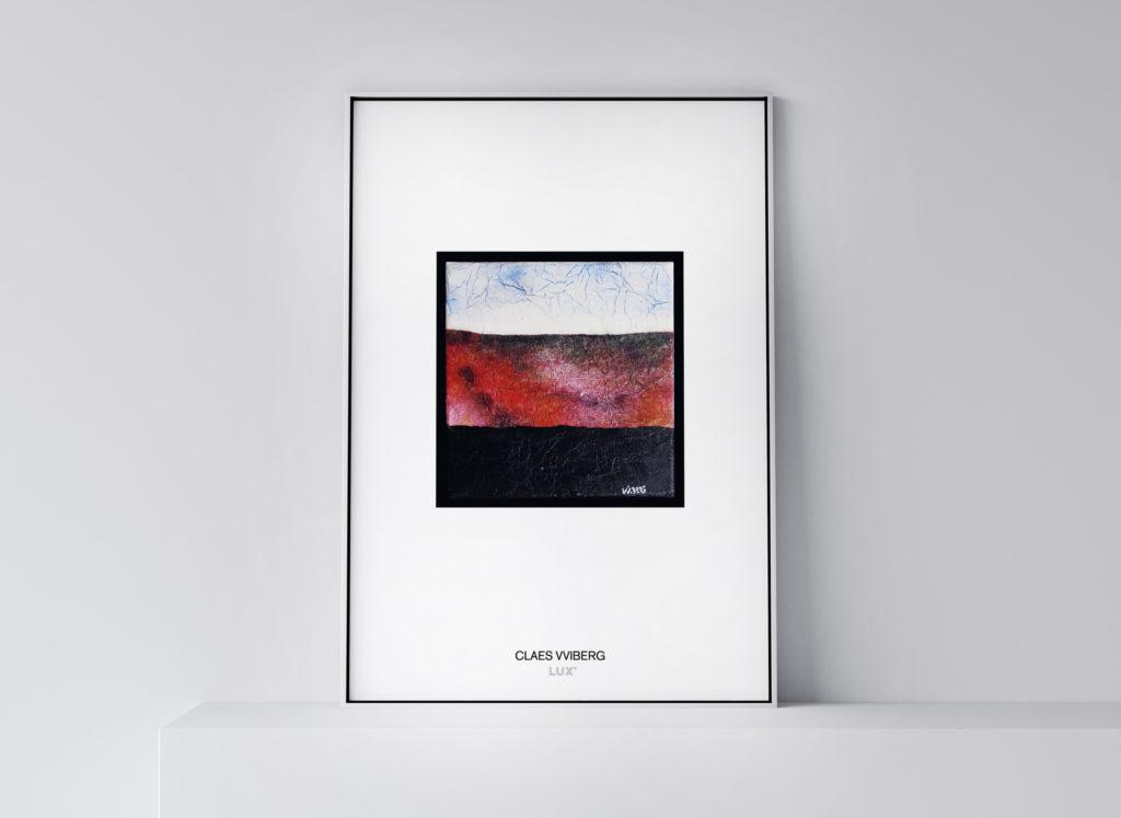 Claes VViberg konstposter 50x70 cm