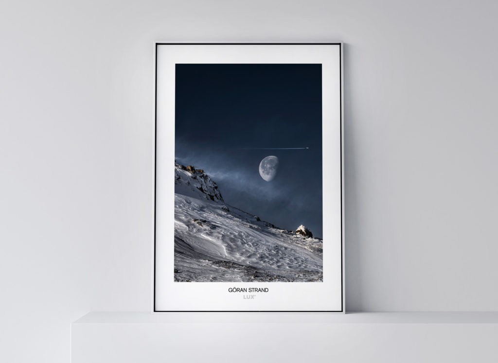 Astrofotografen Göran Strand fotoposter 50x70 cm