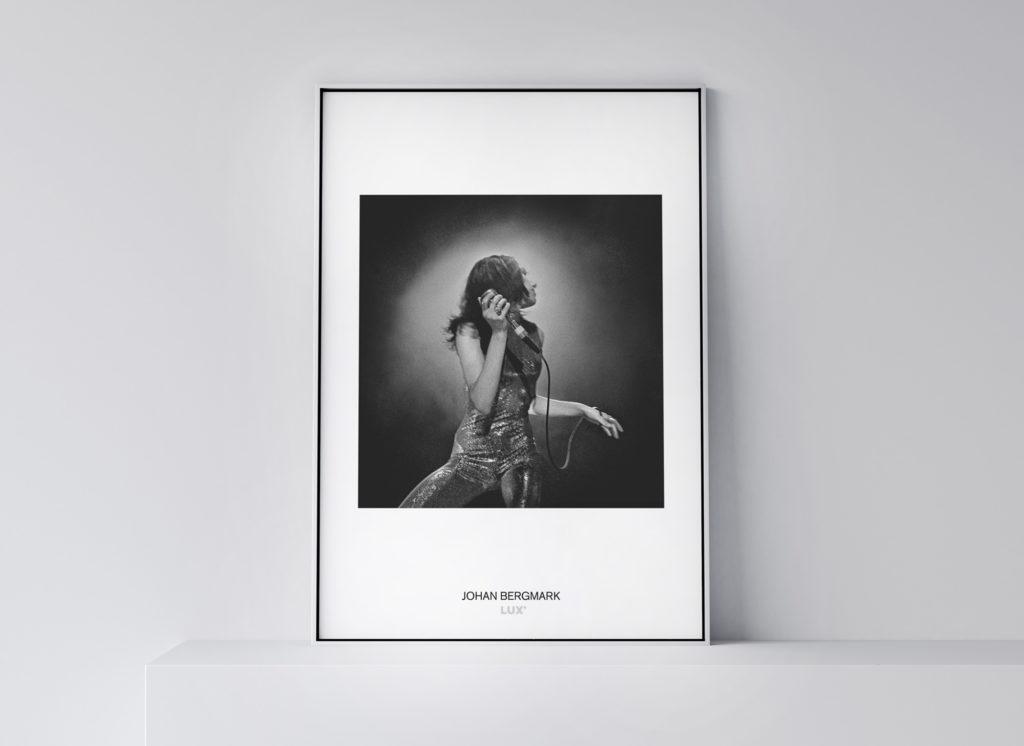 Johan Bergmark fotoposter 50x70 cm