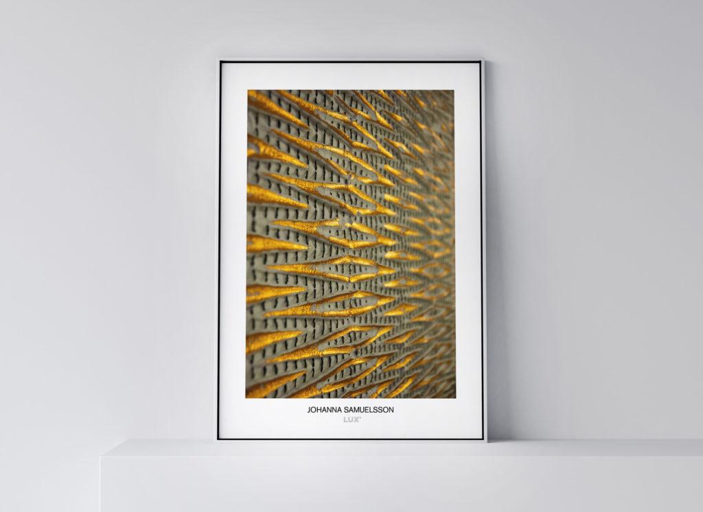 Johanna Samuelsson konstposter 50x70 cm