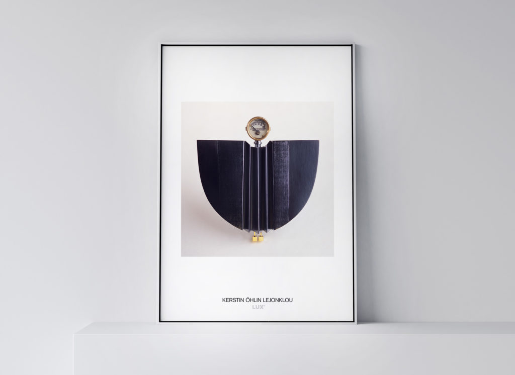 Kerstin Öhlin Lejonklou konstposter 50x70 cm