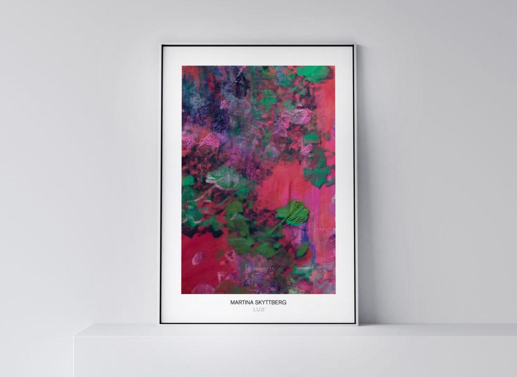 Martina Skyttberg konstposter 50x70 cm