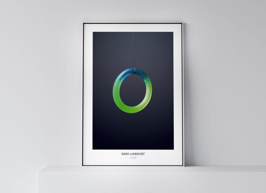 Sara Lundkvist konstposter 50x70 cm