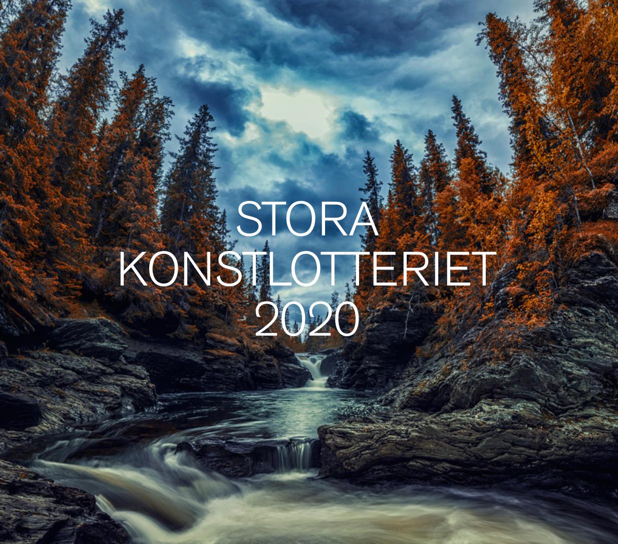 Stora Konstlotteriet 2020